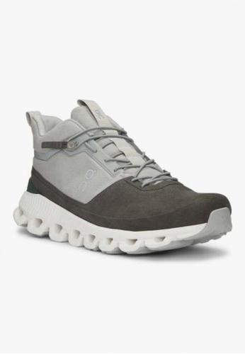On grey Cloud Hi Men's Shoes Slate Rock 2E456SH39A56C7GS_1