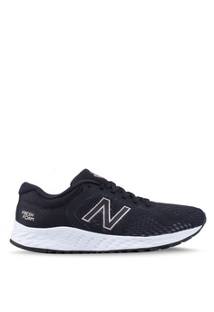 hot sale online 1d1c4 f9ada New Balance black Arishi V2 Fresh Foam Running Shoes 68164SHB2BAD54GS 1