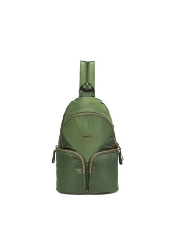 Pacsafe green Pacsafe Stylesafe Anti-Theft Convertible Sling To Backpack (Kombu Green) 9B801ACE960B83GS_1