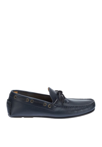 Sebago navy Tirso Tie Driving Shoes SE328SH45QIKPH_1