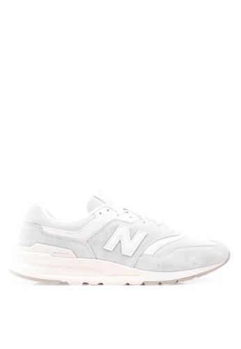 New Balance white 997H Lifestyle Shoes ED217SH6740937GS_1