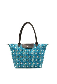 Longchamp Surf and the City Medium Longhandle