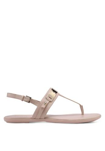 ALDO 米褐色 Nigolian Sandals 2A2FBSH62E3E0AGS_1