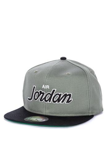 b1470428c7cfd0 Shop Nike Jordan Pro Script Cap Online on ZALORA Philippines