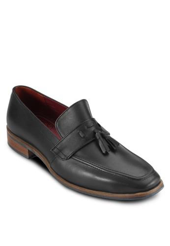 方頭皮革樂福鞋esprit 錶, 鞋, 鞋
