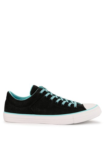 Converse black Chuck Taylor All Star High Street 2A44BSHC3DE5C1GS 1 b01895b131