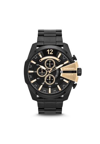 Chief三眼計時腕錶 DZ43esprit門市地址38, 錶類, 時尚型
