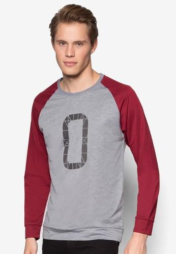 數字拉克蘭esprit tsim sha tsui長袖衫, 服飾, 運動衫
