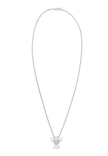Elli Germany silver Elli Germany Necklace Protective Heart Swarovski Crystals 925 Silver EL474AC0SEVCMY_1