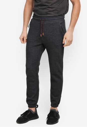 Cotton On black Coar Tech Track Pants 85028AA1EC6615GS_1