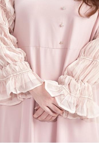CURVA FABULOUS pink Ms Wiwiana Princess Maxi 1825FAA3B5B3E5GS_1