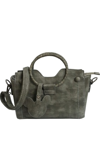 TCWK grey Ladies Sling Bag TC258AC06VQNMY_1