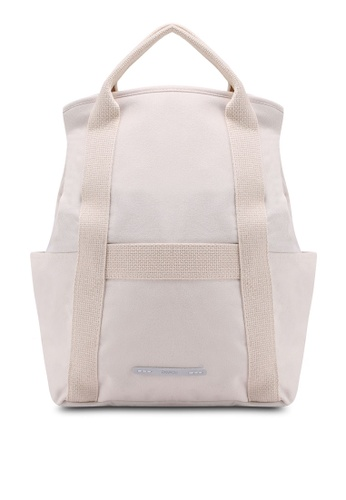 Rawrow white Wax 295 2 Way Cotna Backpack 44467ACD7A5BDAGS_1