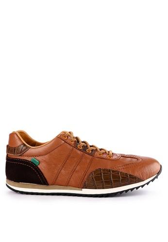 Kickers brown Kickers Mens Shoes Kcm 2901 5450FSH4E5EFF8GS_1