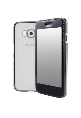Shop MobileHub Leather Mirror Flip Cover for Samsung Galaxy J710/J7 (2016) Online on ZALORA Philippines
