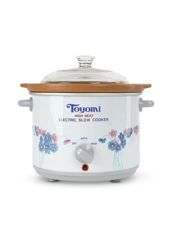 Toyomi Toyomi HH 5500A Slow Cooker with High Heat Pot 4.7L F33C1HLCFD2BB3GS_1