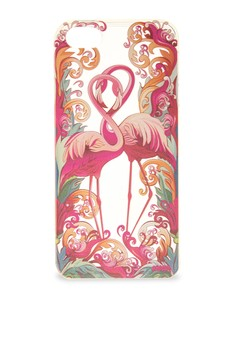 Flaming Flamingo Iphone 6 Case