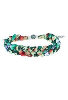 Lowdown Shoelace Bracelet
