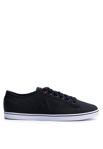 Le Coq Sportif black Setone Cvs Shoes 4F8A7SH733EB0EGS_1