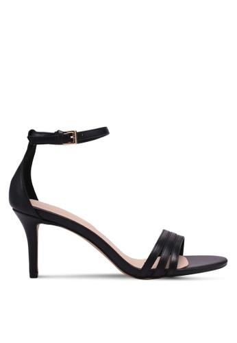 ALDO black Gwung Heeled Sandals 88D80SH189EC84GS_1