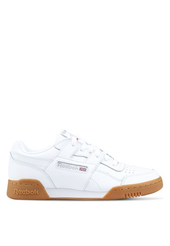 Reebok grey and white Workout Plus Shoes RE691SH0SW07MY_1
