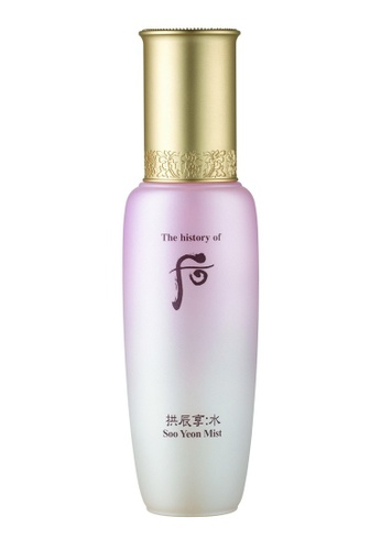 The history of Whoo Soo Yeon Mist TH485BE89XKKMY_1