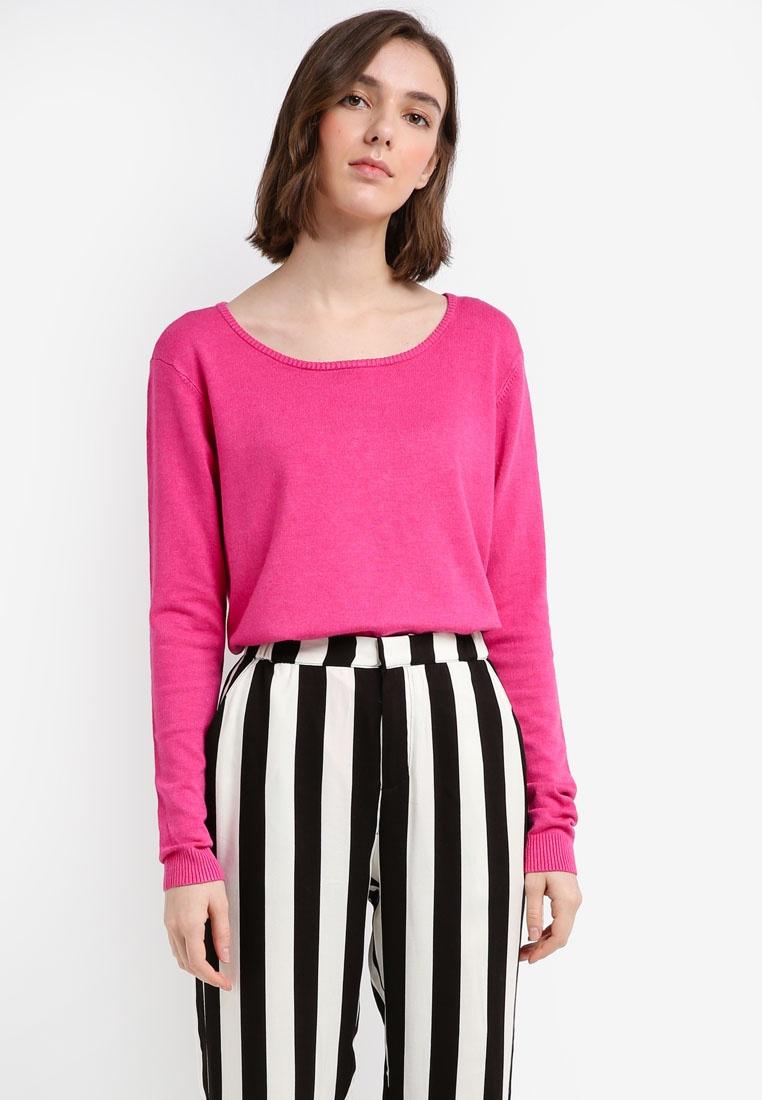 Forward Luca Melange Purple Knit MbyM Fairy Sweater vZH5qxawaB