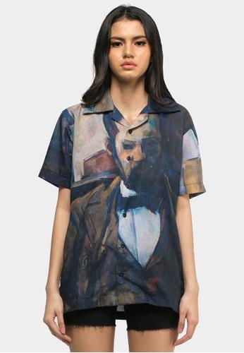 Monstore black Emotion Shirt 8CCECAA262749FGS_1