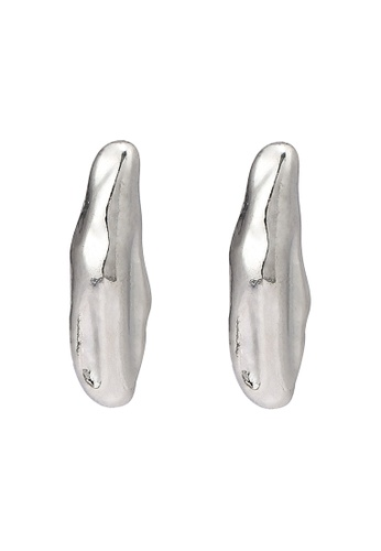 niko and ... silver Casual Earrings 03D8CAC26E8B69GS_1