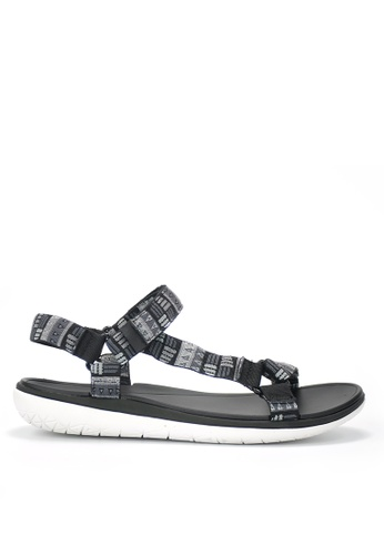 Twenty Eight Shoes black EVA Waterproof  Sandals JD16 460E0SHA06ECA3GS_1