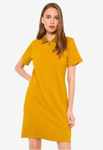 OBEY green Liana Dress CEA12AA16B3A9BGS_1