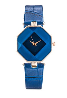 Le Bleu 八角形設計手錶