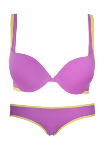 Cynthia purple Cynthia-Sporty Electric Bra-Purple CY646US08BQDID_1