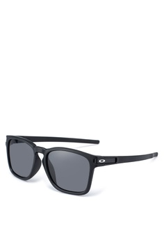 76eb2c5aa9 Oakley black Performance Lifestyle OO9358 Sunglasses 6F9FAGLB0146EBGS 1