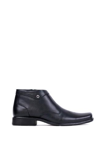 Tony Perotti black Tony Perotti Boots Esteban - Black EA35FSH3E57A6BGS_1
