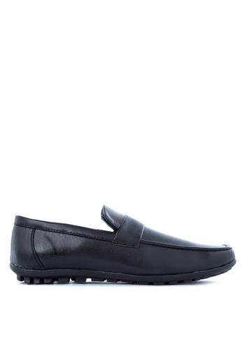 Italianos black Woody Formal Shoes IT153SH24UQTPH_1