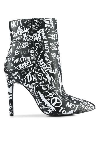 ALDO black Kearia Boots AL087SH0RYF9MY_1