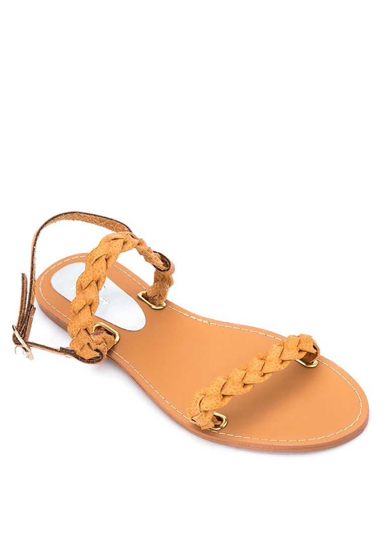 Ebonisha Flat Sandals