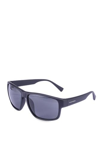 Hawkers black HAWKERS Polarized Black Dark FASTER Sunglasses 7BBBEGL01D9121GS_1