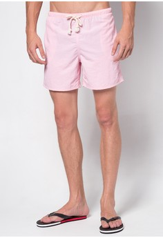 Mid-Thigh Pool Boardshorts