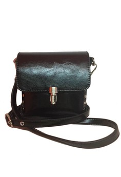 Adjustable Crossbody Square Bag