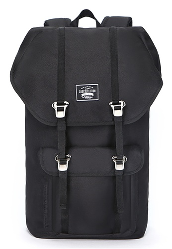 Chocollection black York All-Day Backpack C1861ACC3DFB6BGS_1