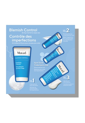 Murad Murad Blemish Control 30-Day Trial Kit EAE52BE1BA1B5BGS_1