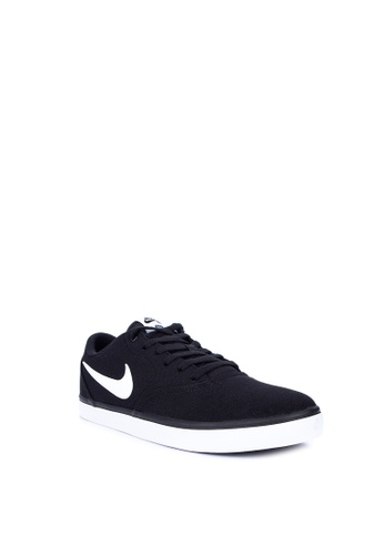1d36a53bce27 Shop Nike Men s Nike Sb Check Solarsoft Canvas Skateboarding Shoes Online  on ZALORA Philippines