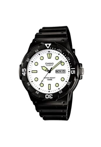 Casio black CASIO GENERAL MRW-200H-7EVDF MEN'S WATCH CA347AC72ZYDID_1