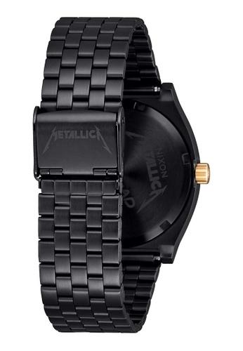 Buy Nixon Nixon x Metallica - Time Teller 37mm - Pushead (A0453108) Online  on ZALORA Singapore f5155d8ae