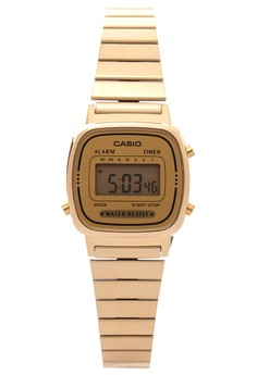Digital Watch LA670WGA-9DF