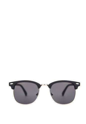 Kimberley Eyewear black Edison Sunnies KI426GL75JSQPH_1