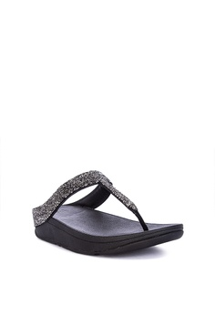 d0643e5da9d6 Fitflop Fino Quartz Toe Thong Sandals Php 5