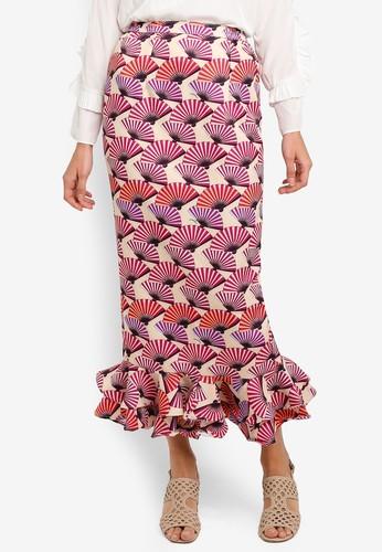 PETRA multi Tory Skirt C1BD6AA0B02EFEGS_1